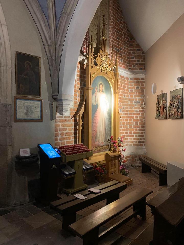 Niepołomice Parafia Dziesięciu Tysięcy Męczenników